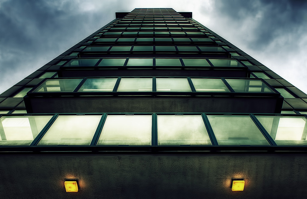 Photograph Balconies by Michael Murphy on 500px