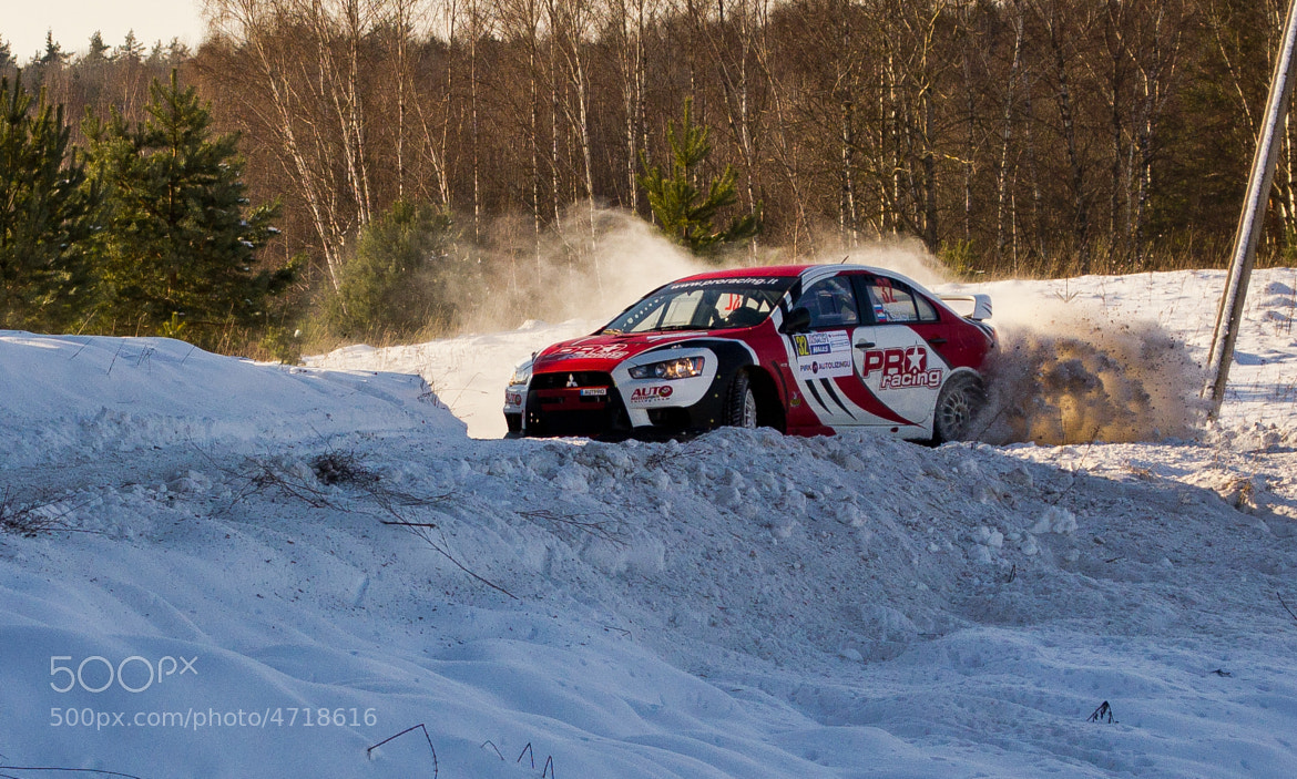 Photograph Halls Winter Rally 2012 by aurisfoto.lt  on 500px