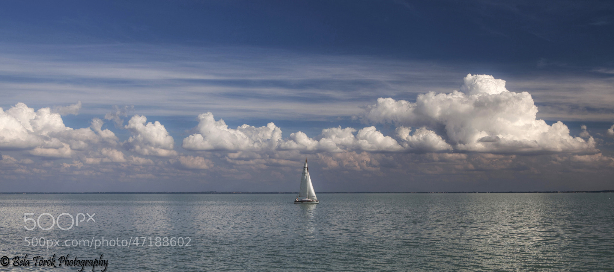 the lake balaton by - photo #35