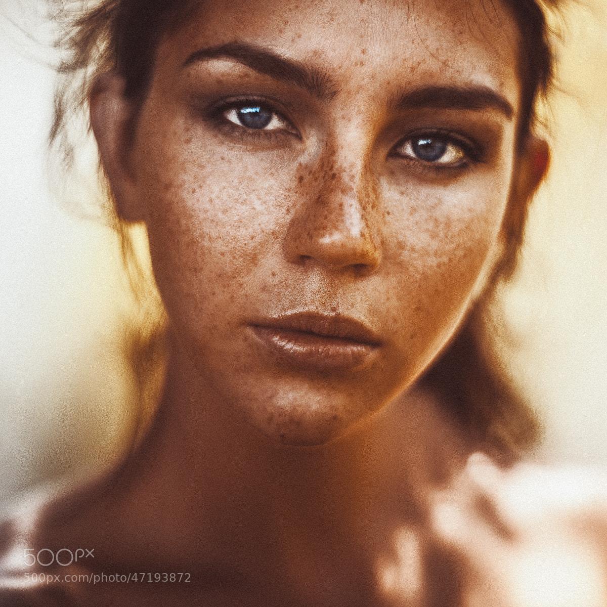 Photograph Marina by Alexandr Sergeev on 500px