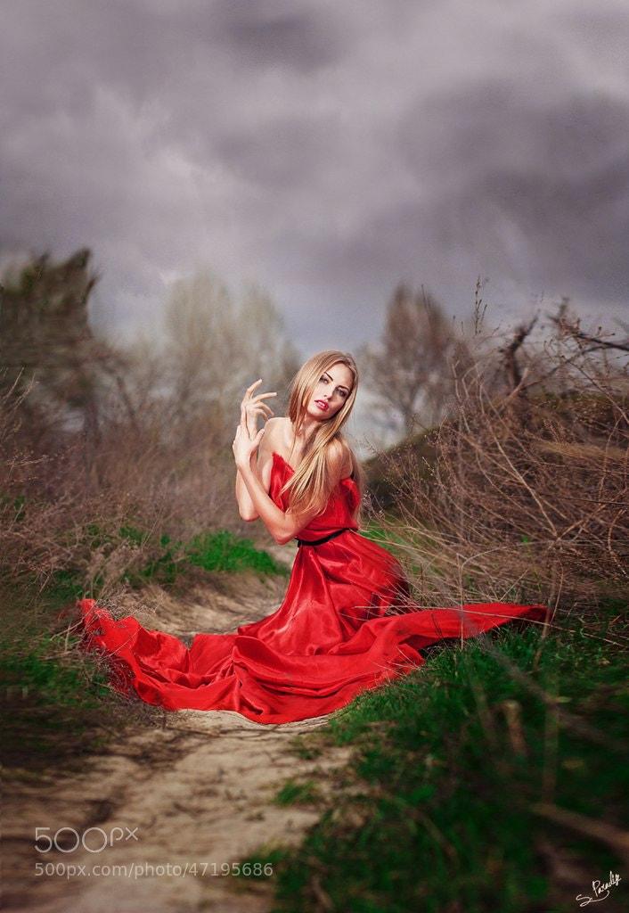 Photograph Virgo in rubro by Andrey Stepanischev on 500px
