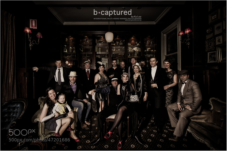 Photograph The Great Gatsby by B Captured By Ky Luu on 500px