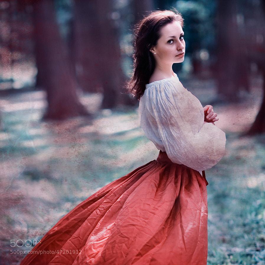 Photograph Portrait of Inna by Jana Ultra on 500px