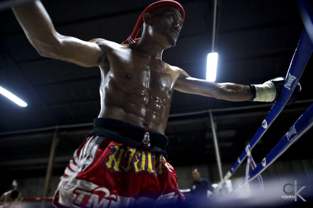 Photograph Muay Thai Boxer by CK NG on 500px