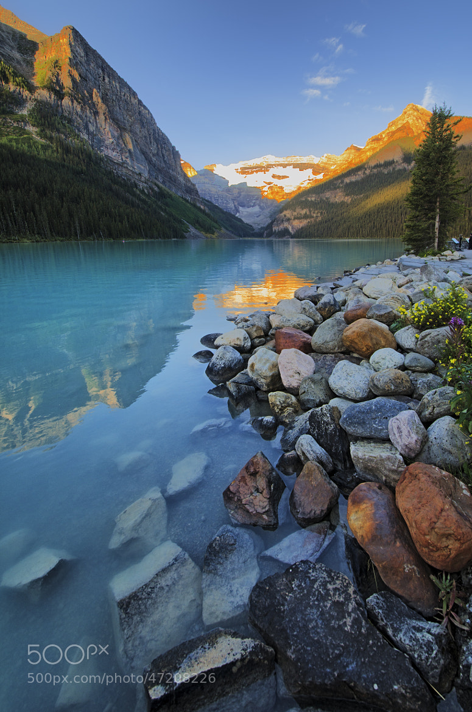 Photograph Lake Louise by Atanu Bandyopadhyay on 500px
