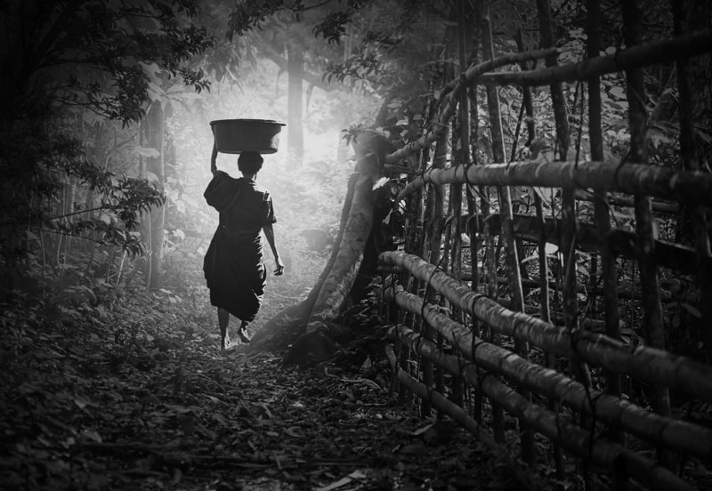 Photograph Leaving for work by Alamsyah Rauf on 500px