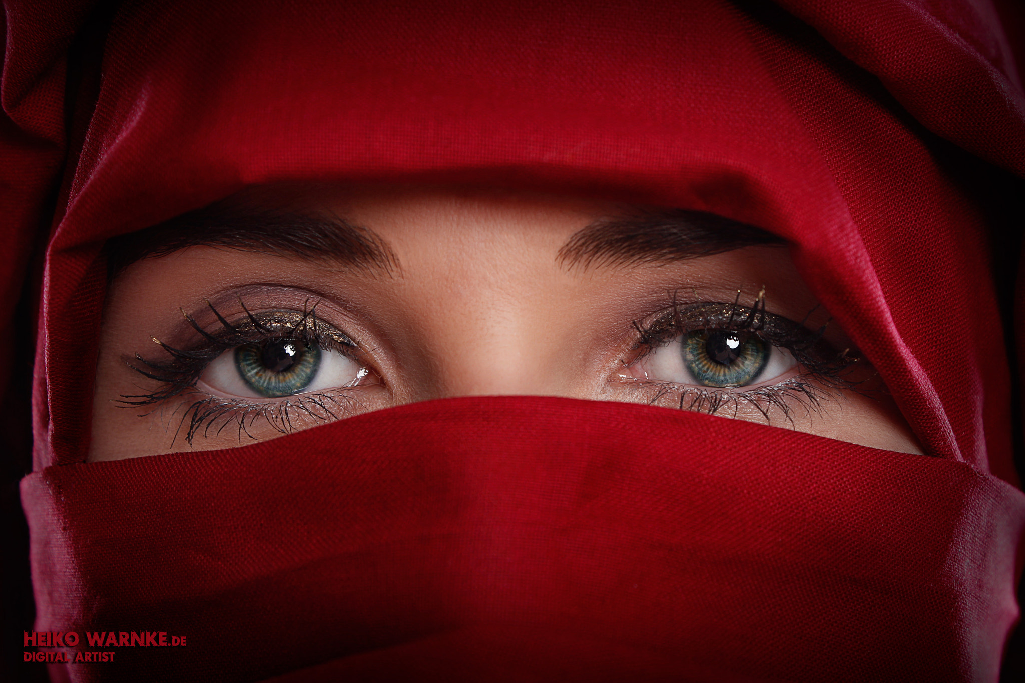 Photograph Eyes by Heiko Warnke on 500px