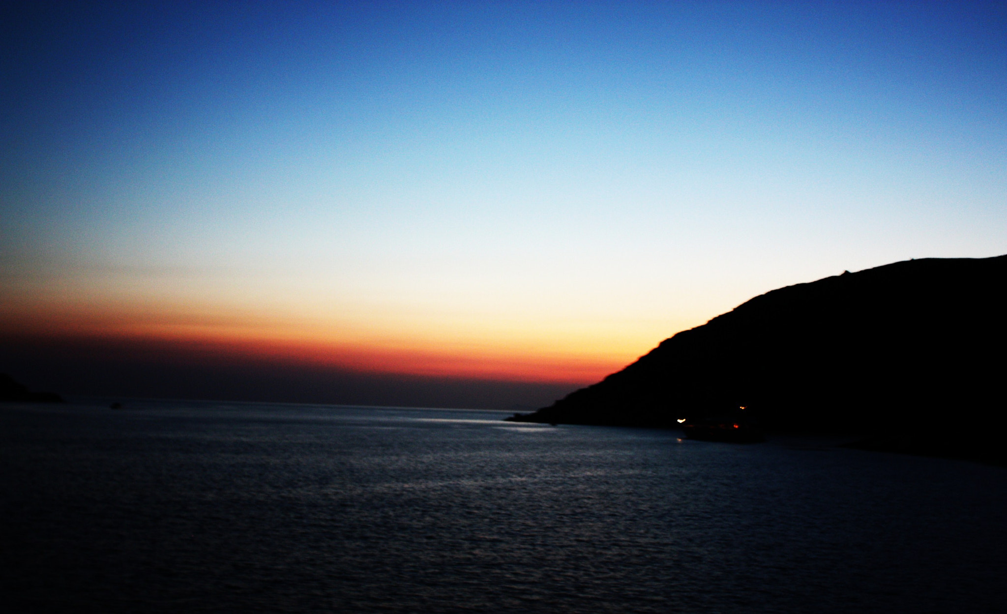 Photograph Sunset-Serifos by Berti Manisa on 500px