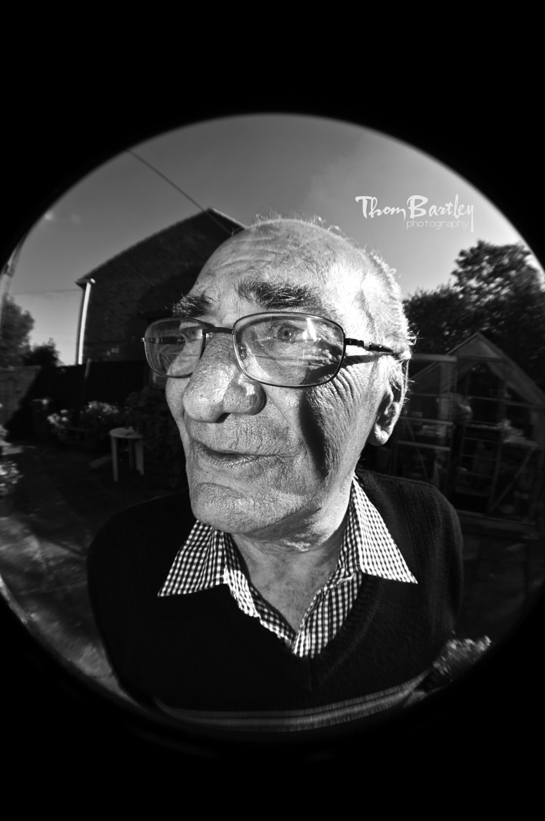 Photograph Granddad by Thom Bartley on 500px