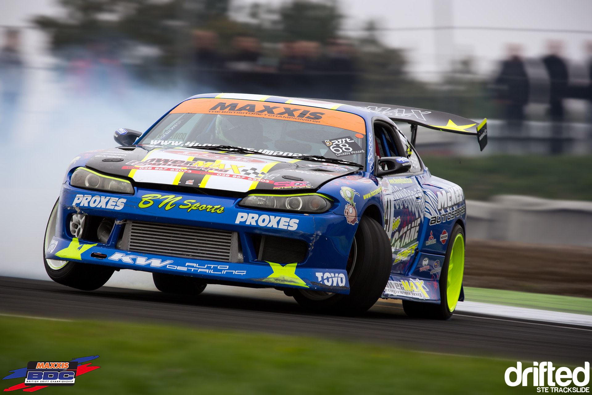Photograph Silvia S15 @ BDC Knockhill 2013 by Ste Trackslide on 500px