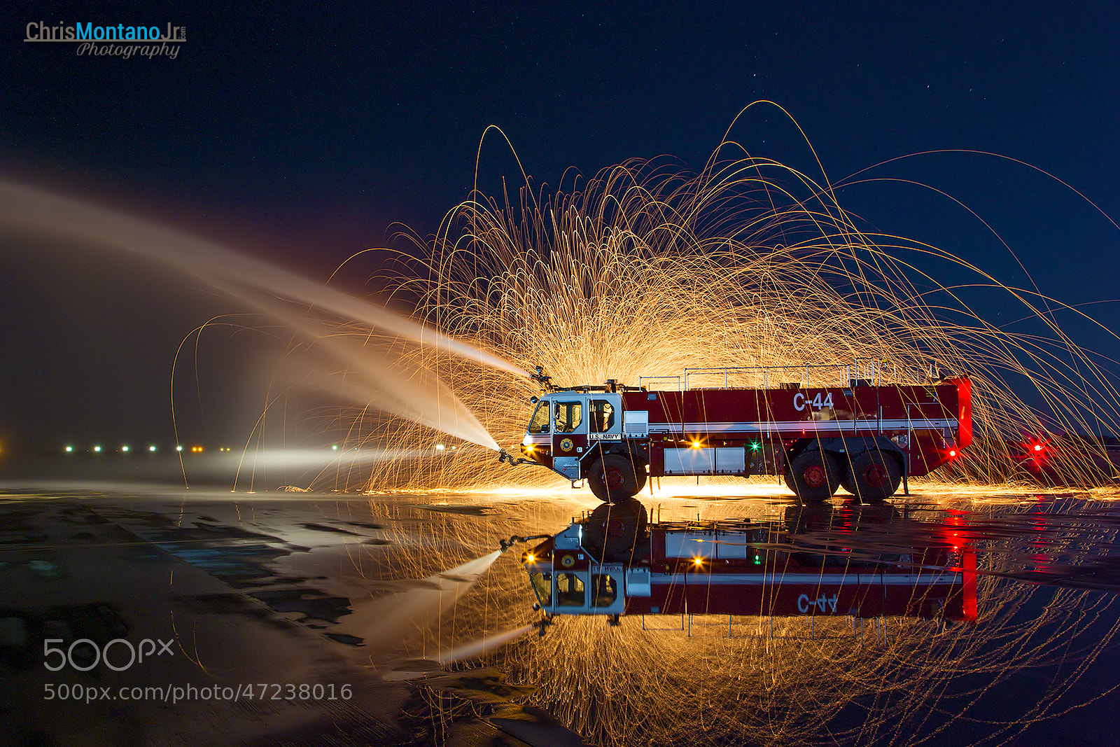 Photograph Fire Engine by Chris Montano Jr. on 500px