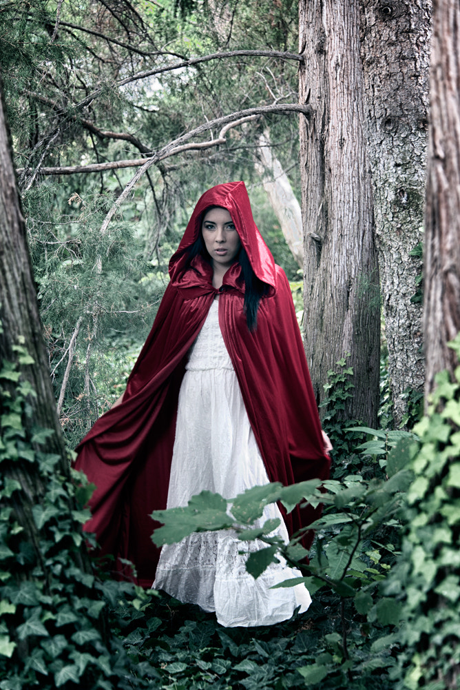Photograph Little Red Riding Hood by Chad Estes on 500px