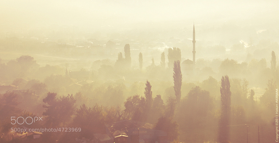 Photograph Morning Mist by Hakan AKIRMAK on 500px