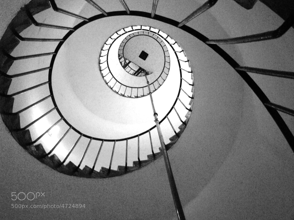 Photograph Stairway to heaven by Benny Ricciardi on 500px