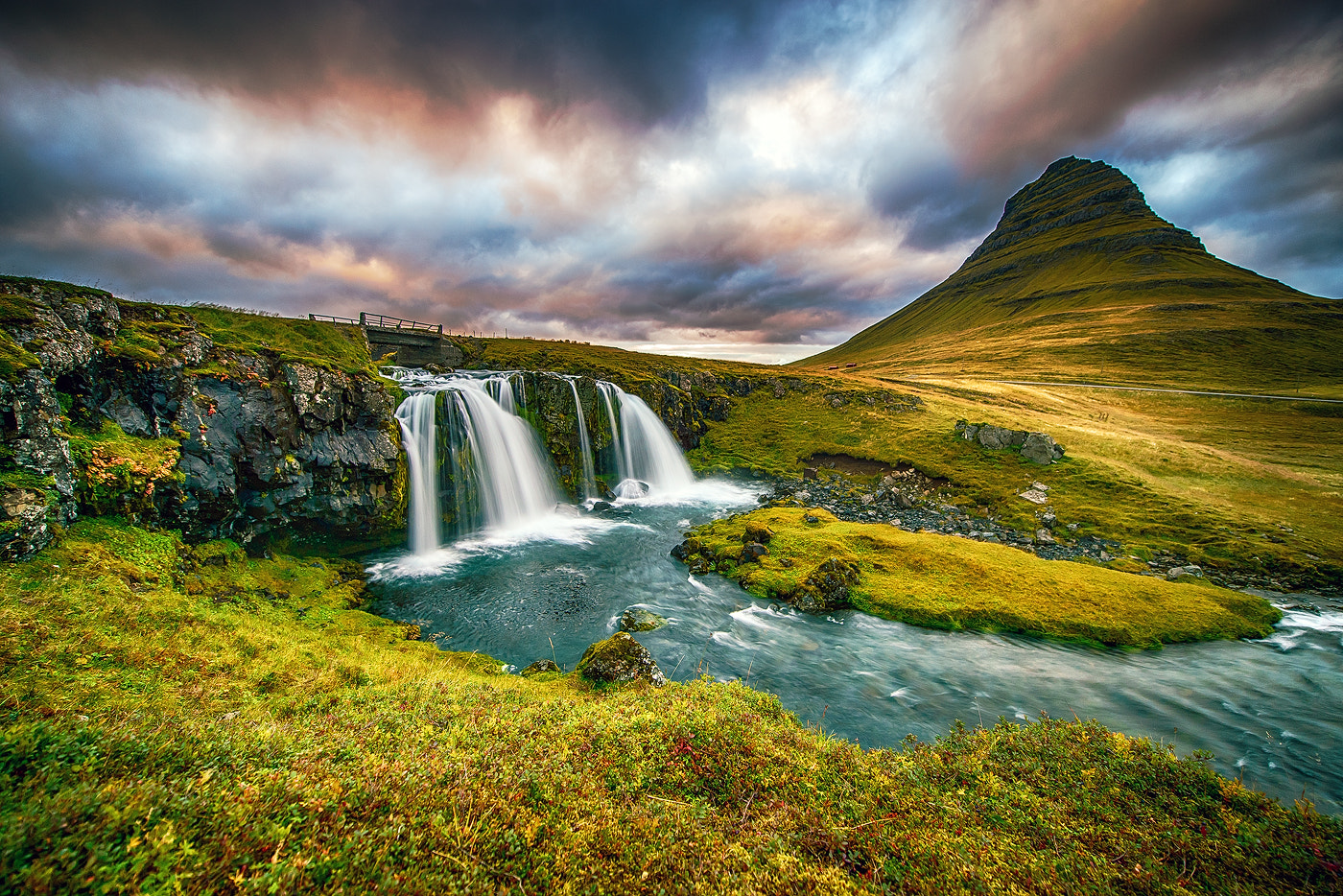 Photograph Kirkjufellsfoss by Stian Rekdal on 500px