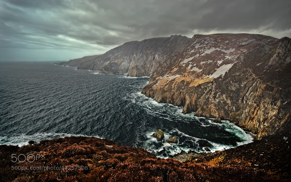 Photograph Slieve League Cliffs by Lukasz Maksymiuk on 500px