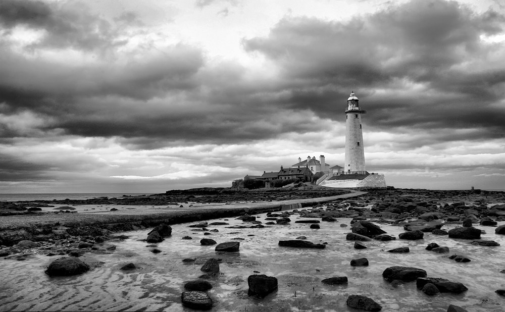 Photograph St Mary's Lighthouse by Barry Hunter on 500px