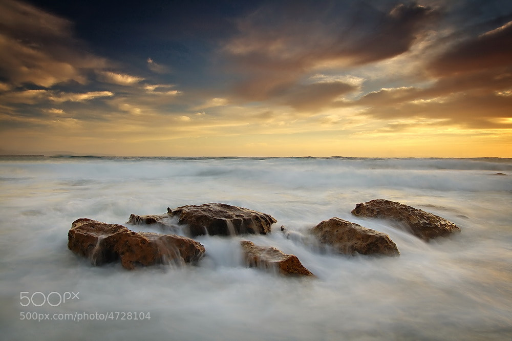Photograph Whale Beach Fingers by Tim Donnelly on 500px