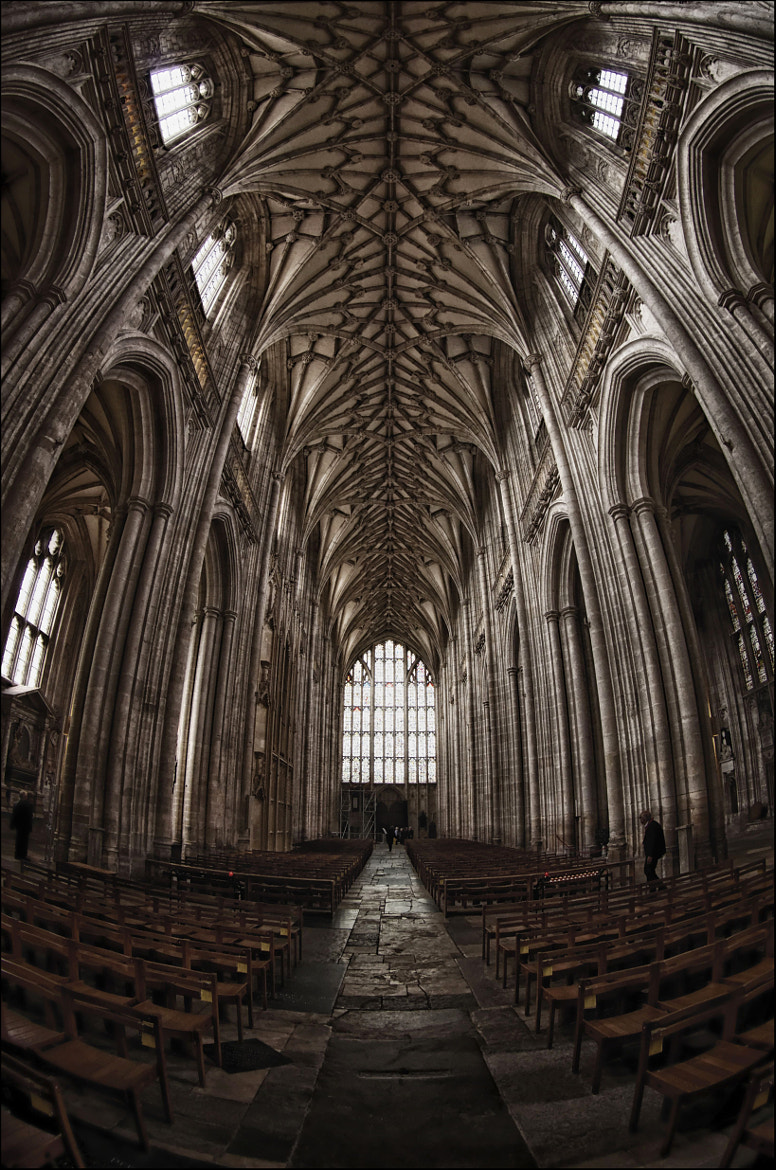 Photograph Winchester 7 by Mat Whittington on 500px
