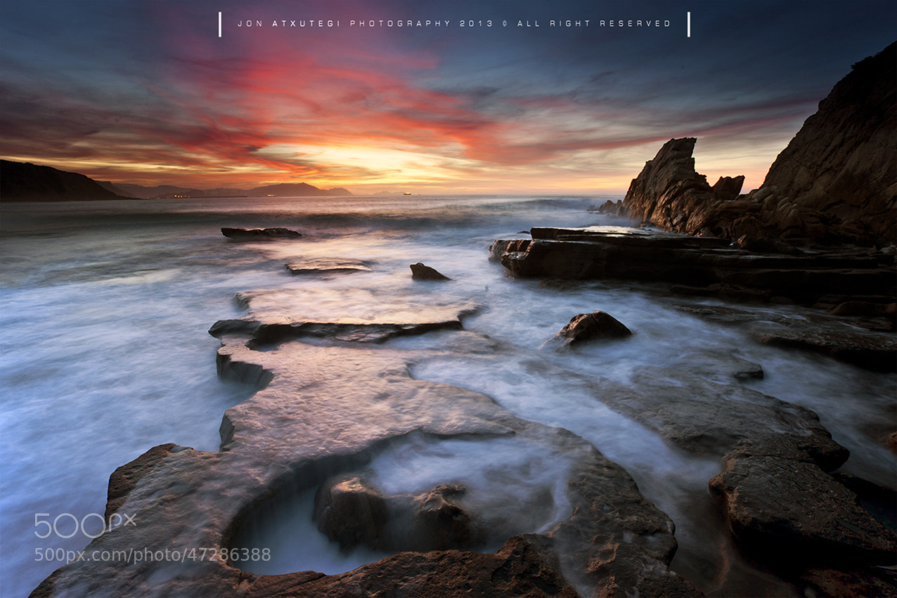 Photograph RED SALITRE by Jontake . . on 500px