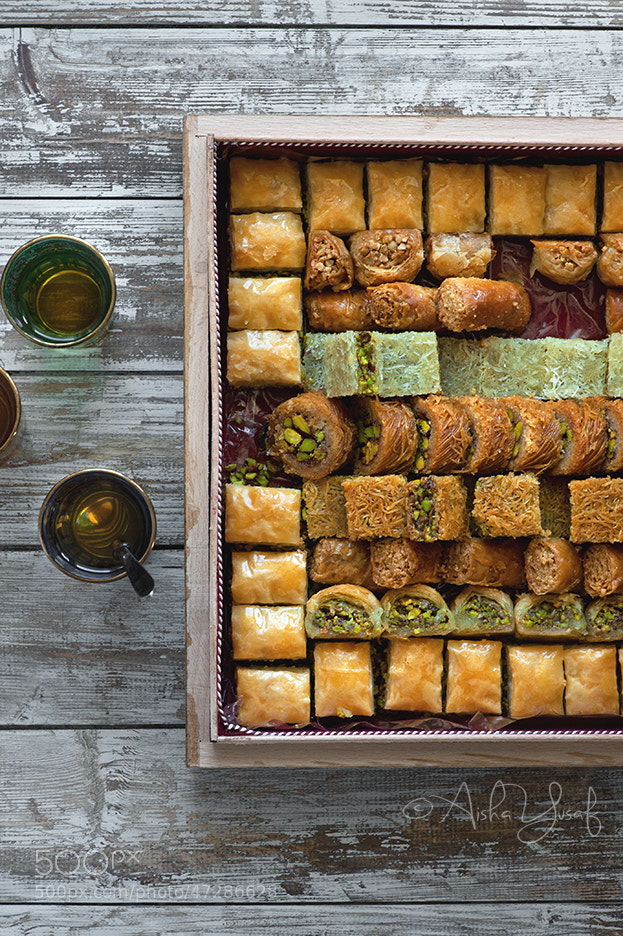 Photograph Box of Sweets by Aisha Yusaf on 500px