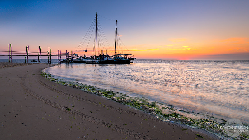 Photograph Texel Sunrise by Ramon Stijnen on 500px