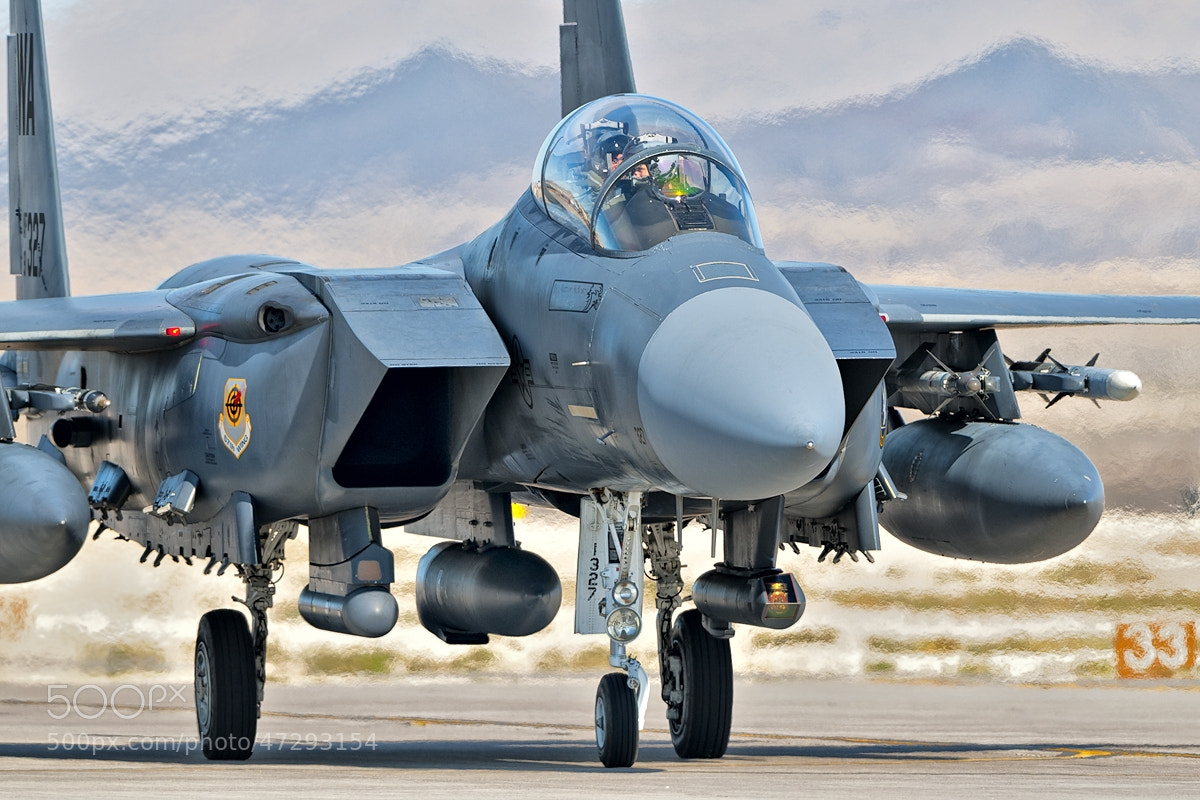 Photograph F-15 by Darek Siusta on 500px