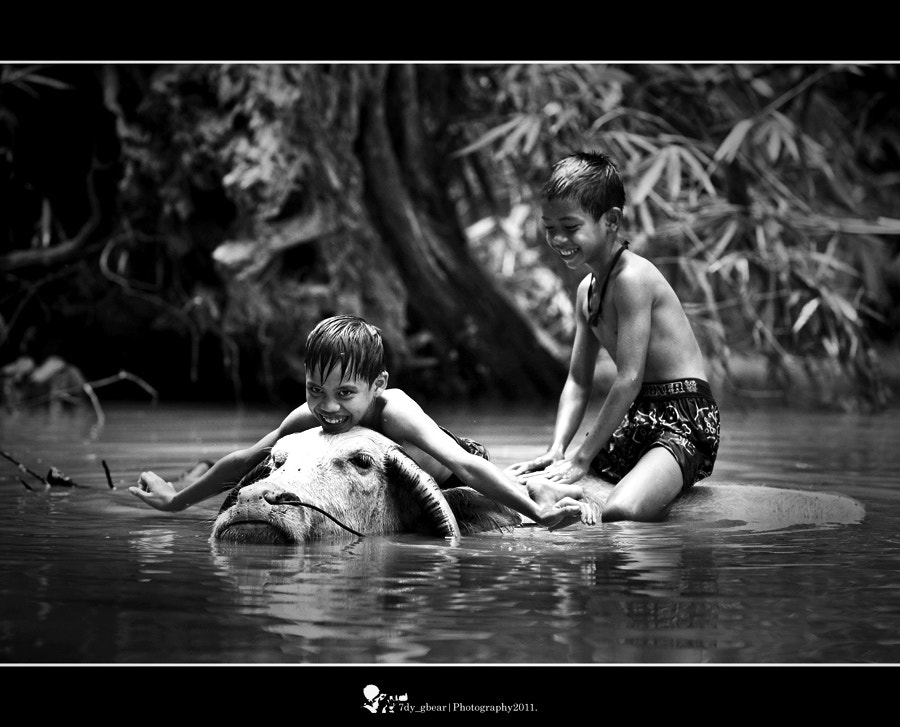 Photograph Friendship by Tedy Susanto on 500px