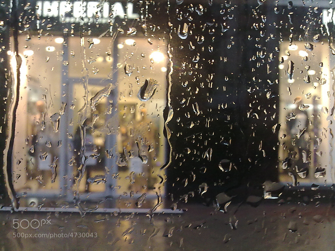 Photograph Raindrops on the window of the car by Leonid Baratz on 500px