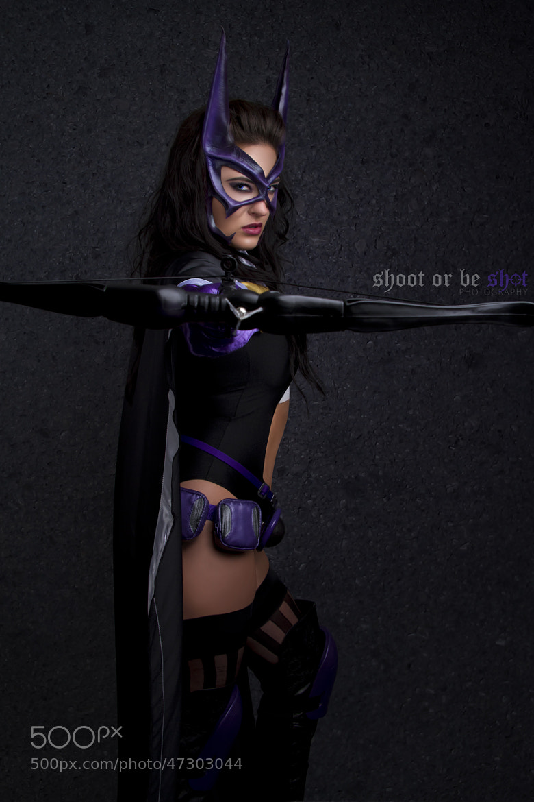 Photograph The Huntress by Danica  Stonhouse  on 500px
