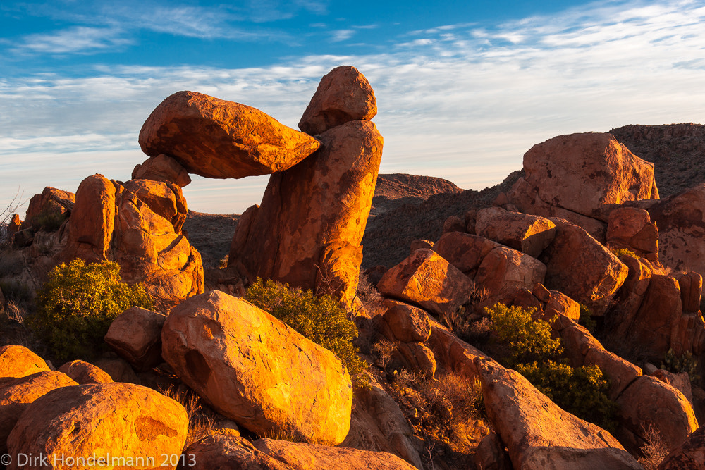 Photograph Balanced Rock by Dirk Hondelmann on 500px