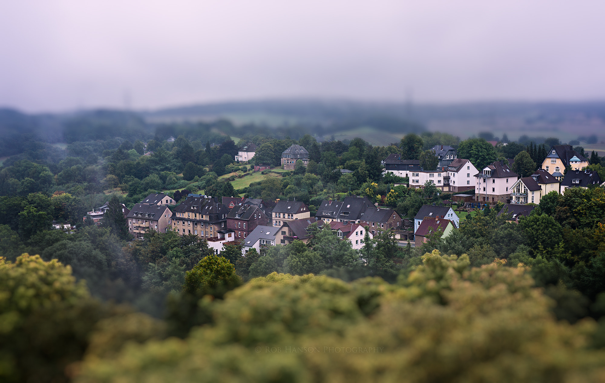 Photograph O' Little Town of Hattingen by Rob Hanson on 500px