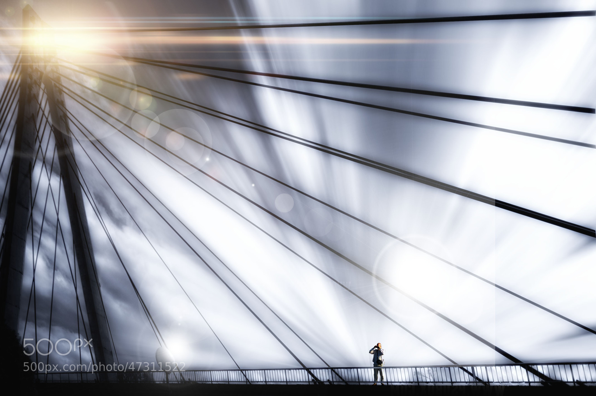 Photograph al otro lado del puente by Mayte Weber on 500px