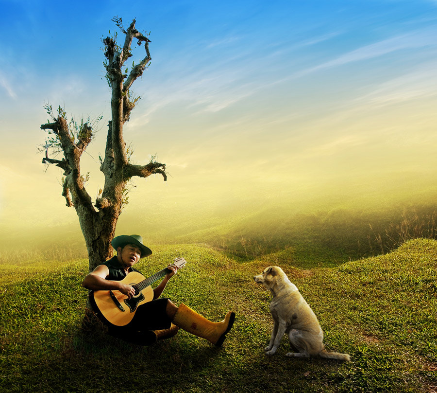 Photograph This Ain't a Love Song by Ketut Manik on 500px