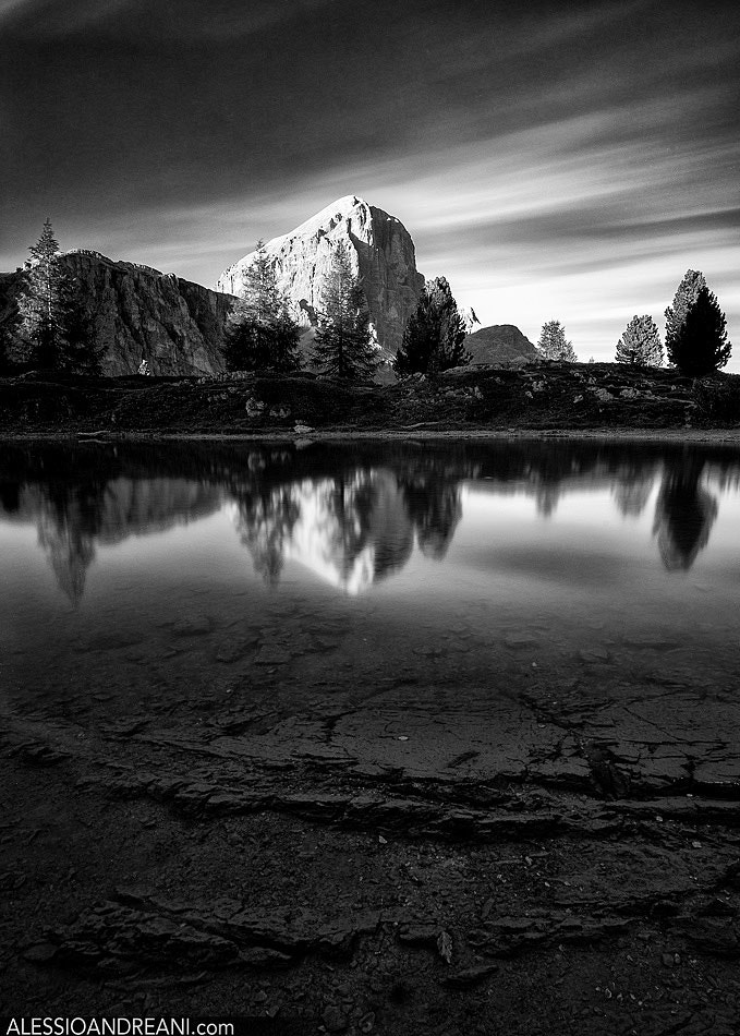 Photograph Limides in monochrome by Alessio Andreani on 500px