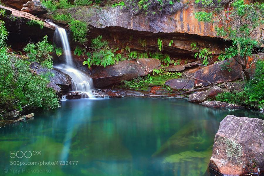 Photograph Upper Gledhill Falls by Yury Prokopenko on 500px