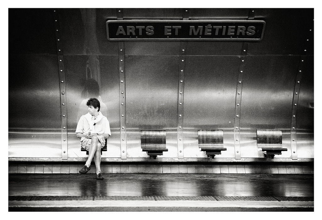 Photograph Arts & Metiers by Laurent DUFOUR on 500px