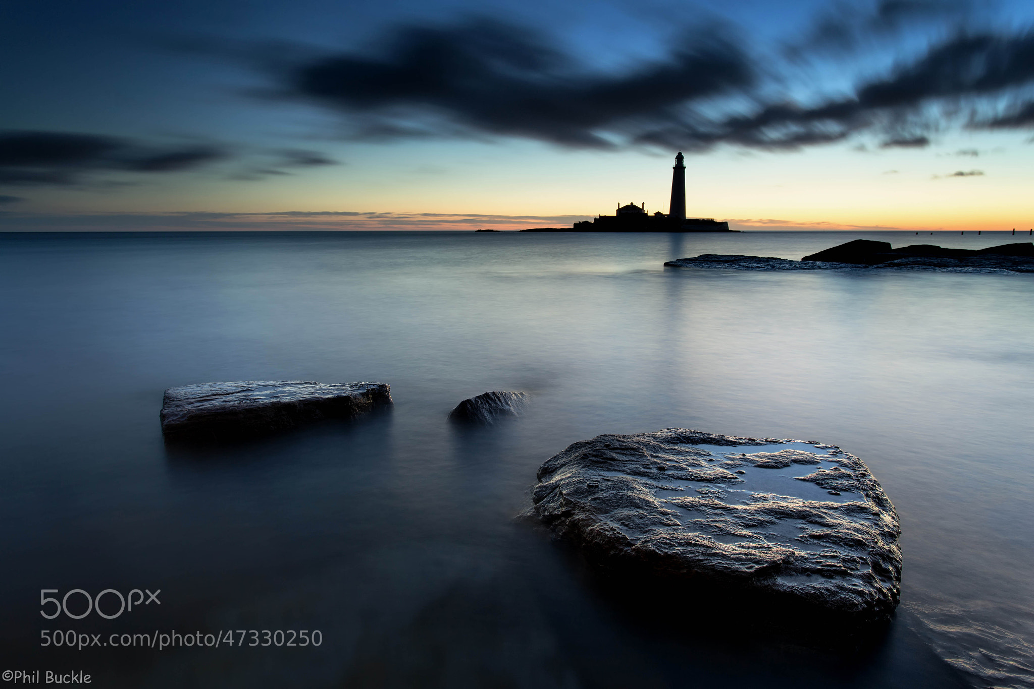 Photograph St Mary's Blues by Phil Buckle on 500px