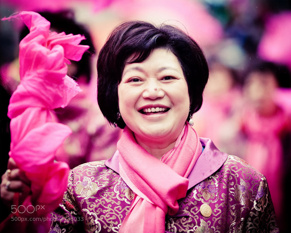 Photograph Chinese New Year Parade 2012 by Laurent DUFOUR on 500px