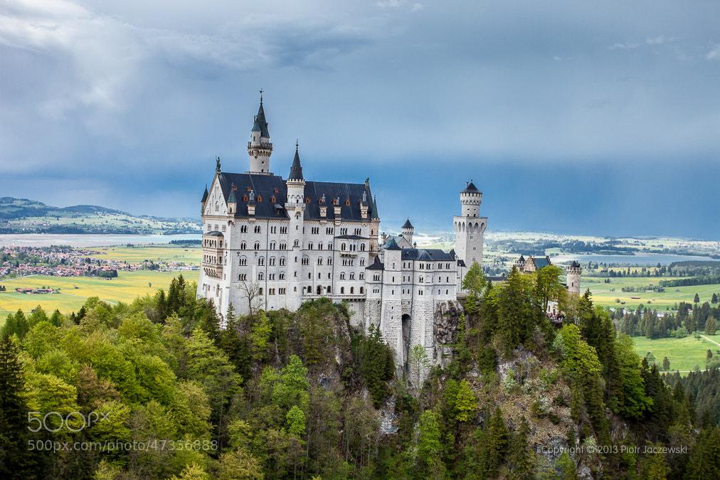 Photograph Neuschwanstein Castle by Peter Jot on 500px