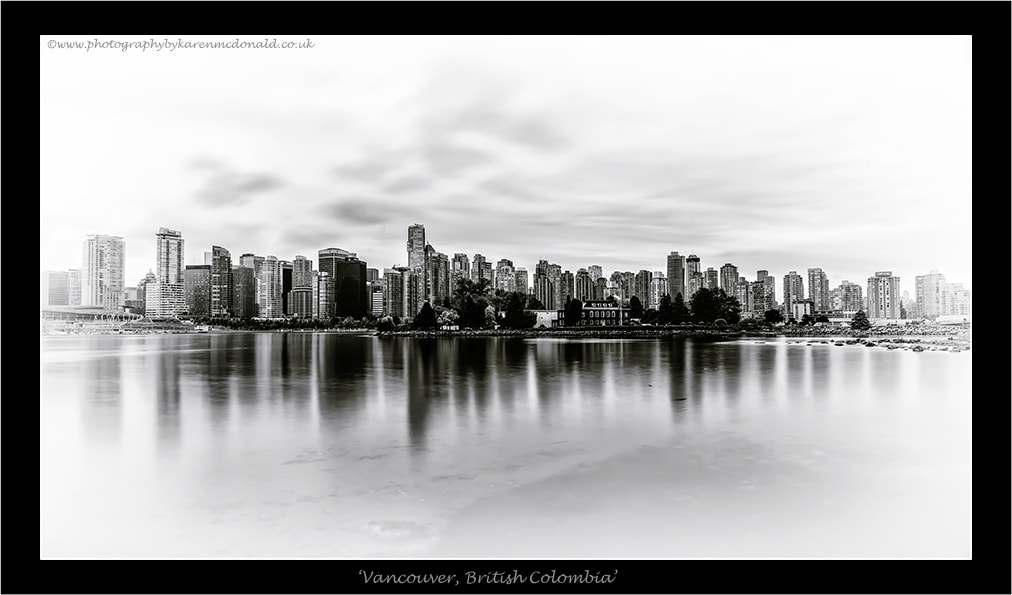 Photograph Vancouver City by Karen McDonald on 500px
