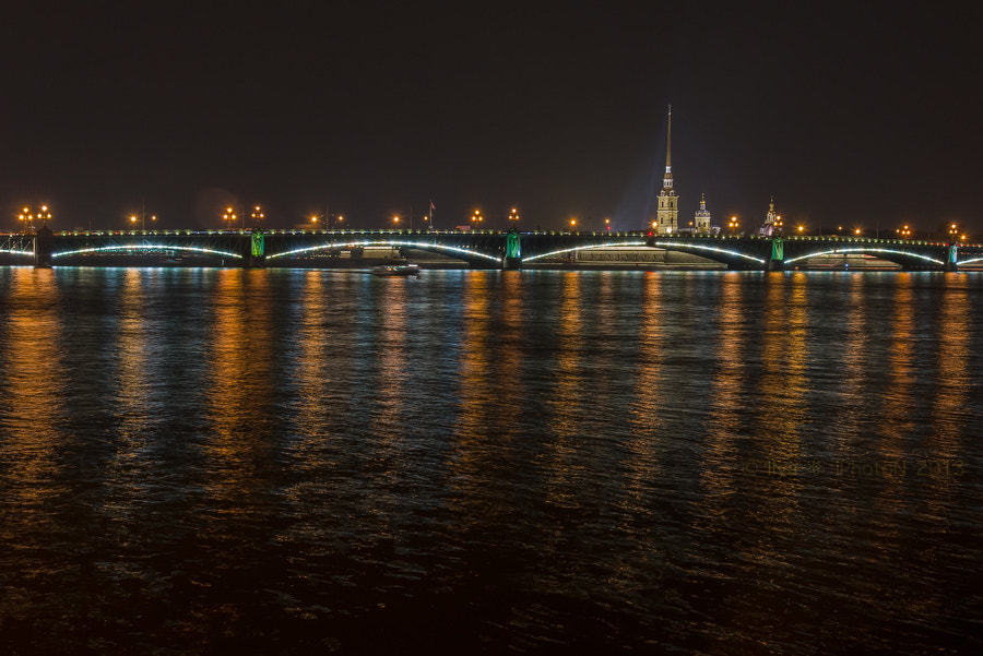 Photograph Night view by Ilya @iPhotoN on 500px