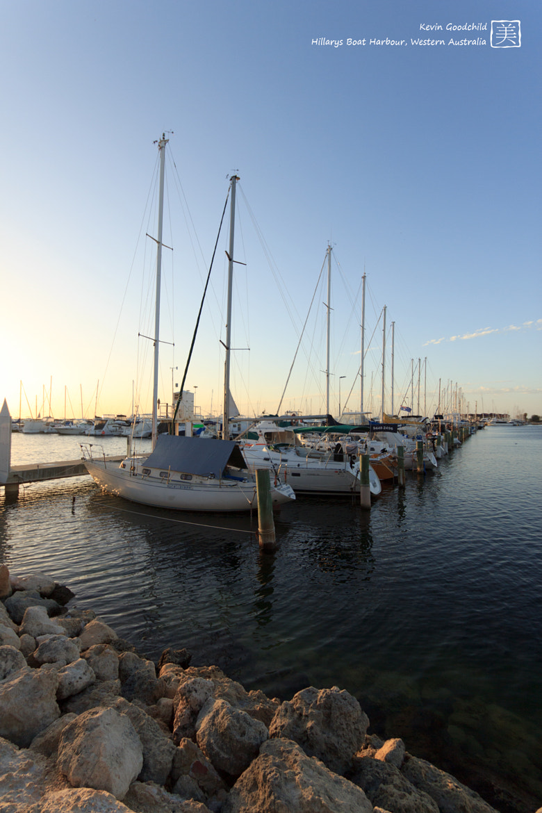 Photograph Hillarys Boat Harbour by Kevin Goodchild on 500px