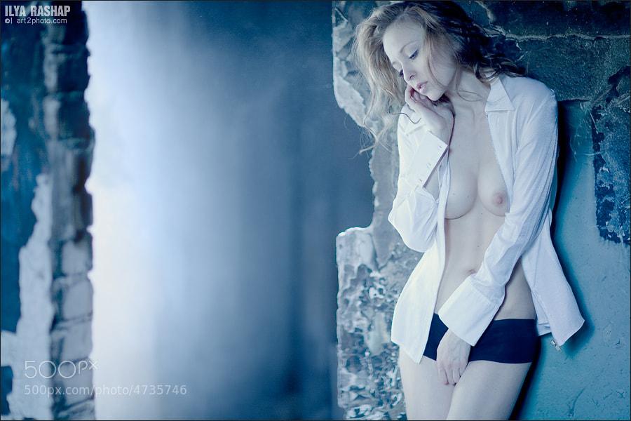 Photograph Blue by Ilya Rashap on 500px