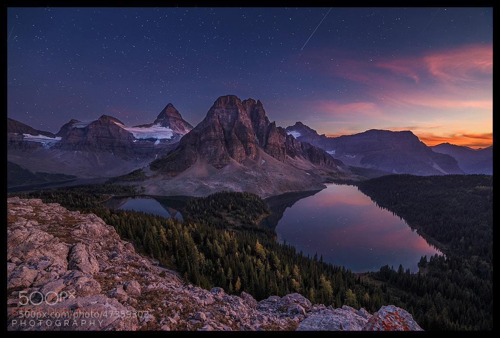 Photograph Sunburst Serenity by Steve Dublanko on 500px