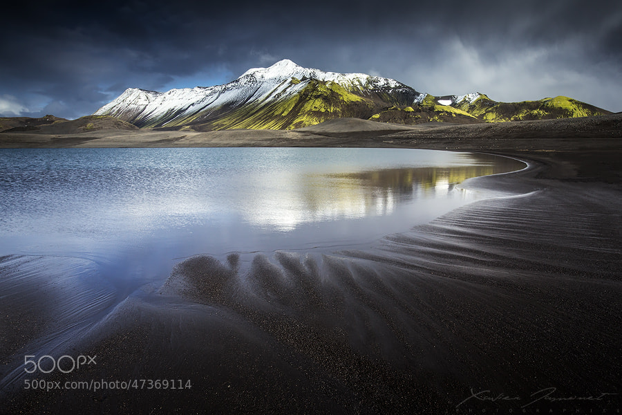 Photograph Lost in Iceland by Xavier Jamonet on 500px