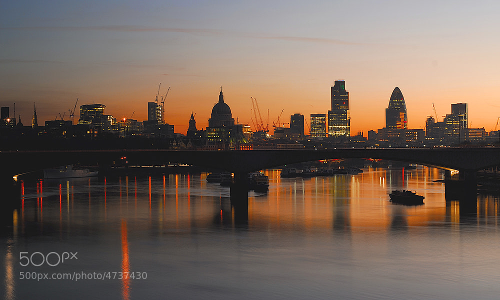 Photograph Good Morning London by Aubrey Stoll on 500px