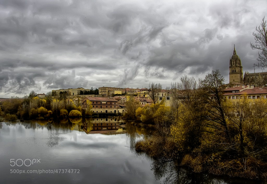 Photograph Ribera D Tormes by Isidoro M on 500px