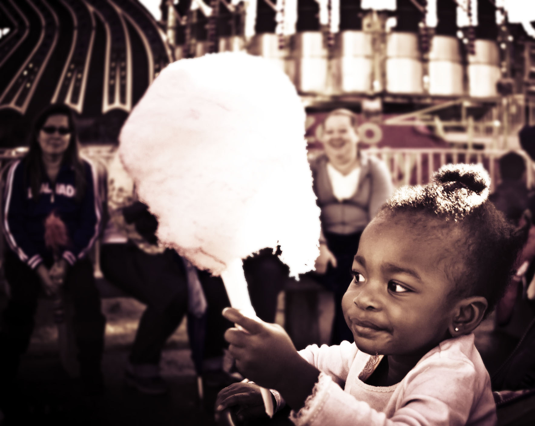 Photograph Cotton Candy Crush by Dwayne Winters on 500px