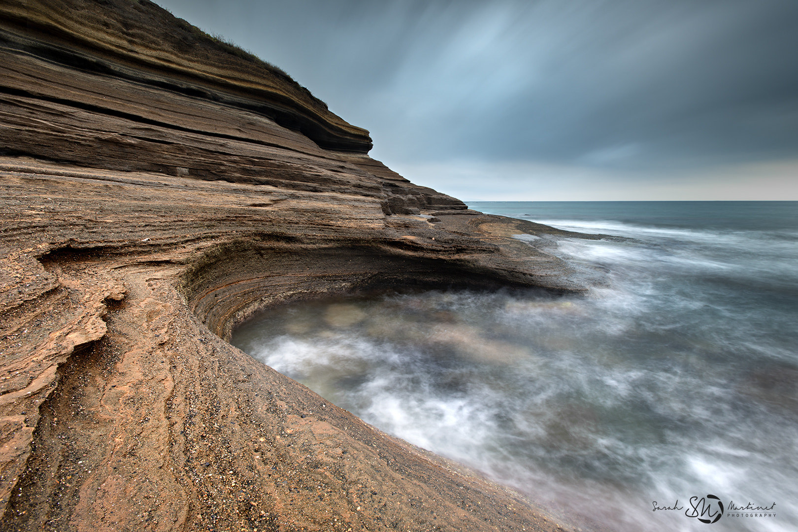 Photograph Curve by Sarah Martinet on 500px